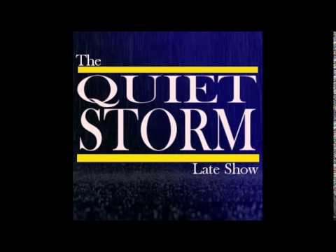 The Quiet Storm Late Show w/ Ramone Garrett 8/12/14
