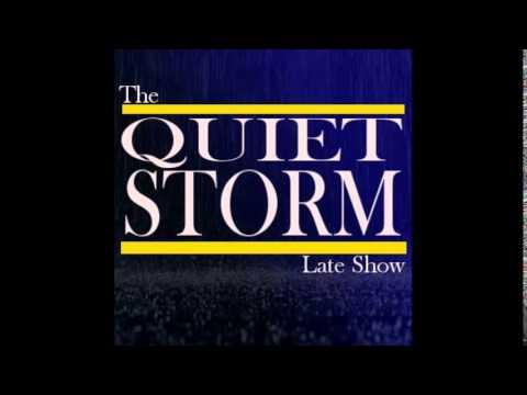 The Quiet Storm Late Show w Ramone Garrett 81214