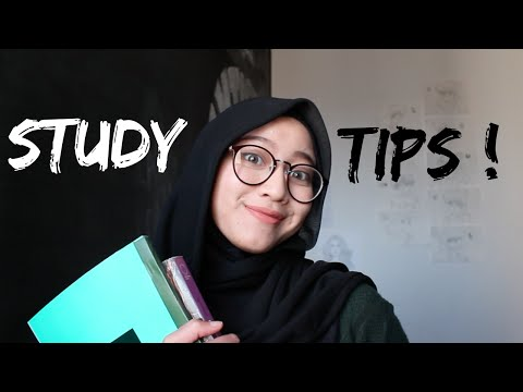 Study Tips Tips For How To Study