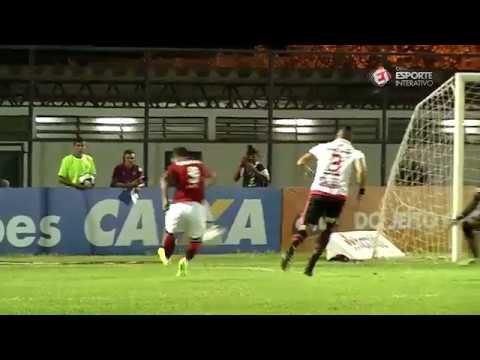 River PI 2 x 3 Vitória Copa do Nordeste 2017