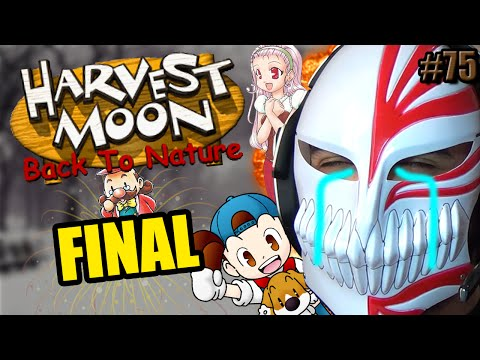 FINAL!! Harvest Moon - De volta a Fazenda #75