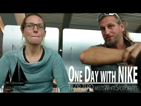 17-09_One Day with NIKE - ZERO meets WhiteSpotPirates (sailing ZERO)