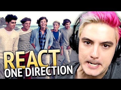Thumbnail: REAGINDO A ONE DIRECTION