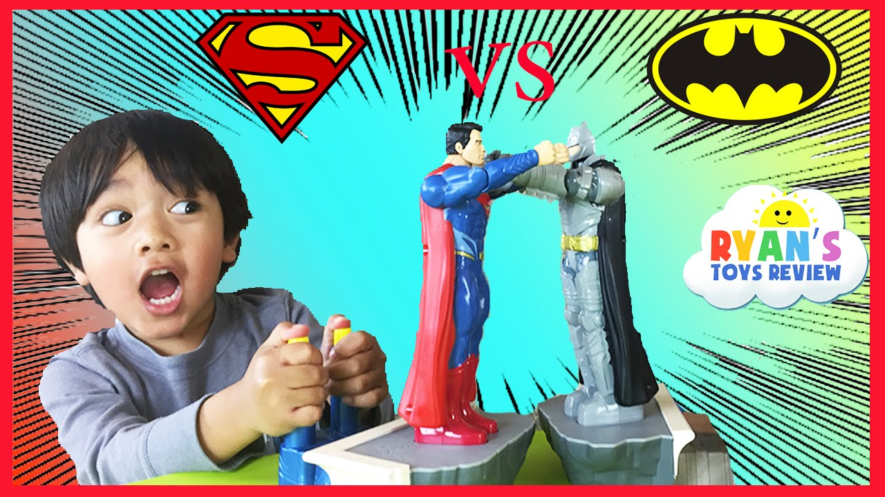 batman vs superman toys of justice for