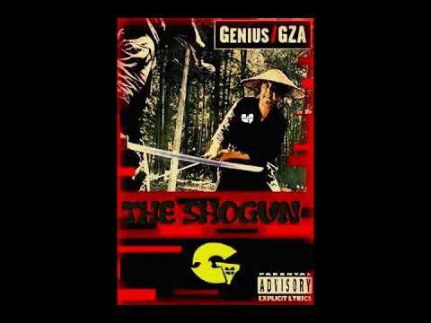 GENIUS / GZA - THE SHOGUN (INSTRUMENTAL ALBUM ) 2018