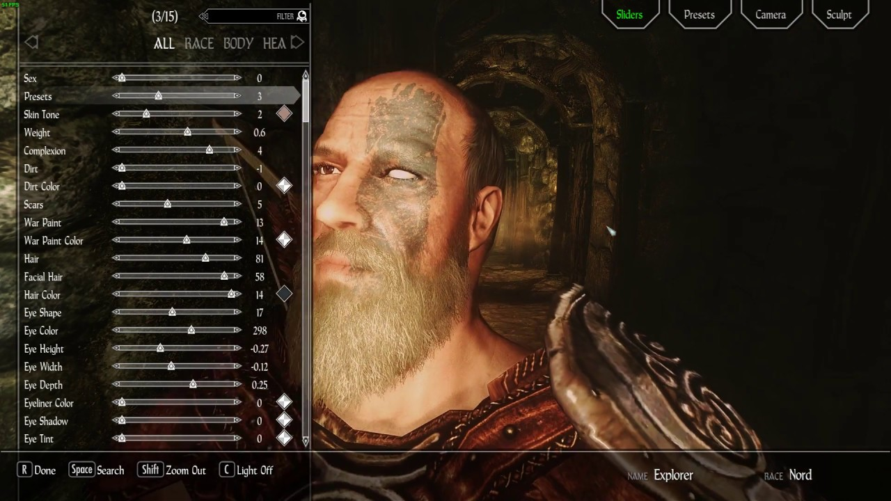 Let's Play Skyrim Perfectly Modded V4 4 - Ep 1 - 1000 mods!