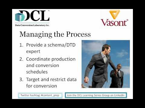 Best Practices: Preparing Content for Emerging Technologies - DCL Learning Series