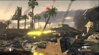 Battle: Los Angeles The Video Game Part 1 - HD Gameplay
