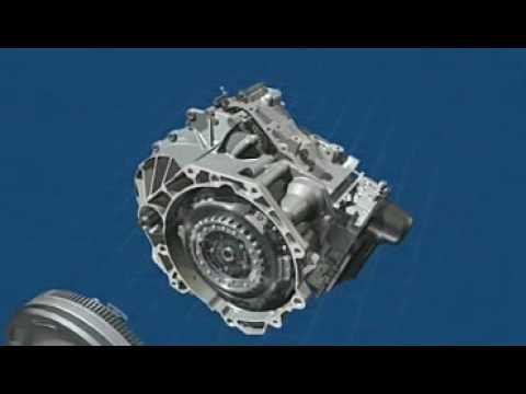Vw 7 Gear Dual Clutch Gearbox Dsg Youtube