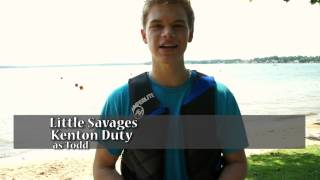 Little Savages Exclusive Cast Interviews - Behind The Scenes