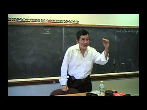 Bài Học Châm Cứu và Mạch Lý - Bài 9a