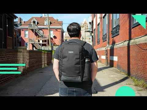 YETI Crossroads Backpack 23 Review   Durable Bag For Everyday Carry & Minimal Travel