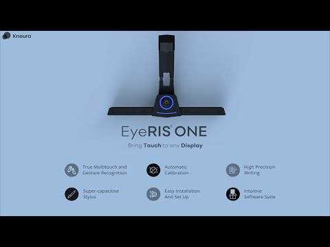 EyeRIS One - Perfect way to improve the capability of normal TV and PC in classroom