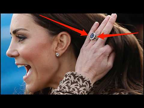 Kate Middleton's Engagement Ring Has a Crazy Story Behind It - Daily News