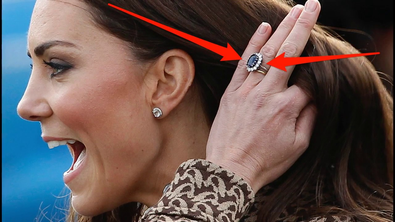 Kate Middleton S Engagement Ring Has A Crazy Story Behind It Daily News