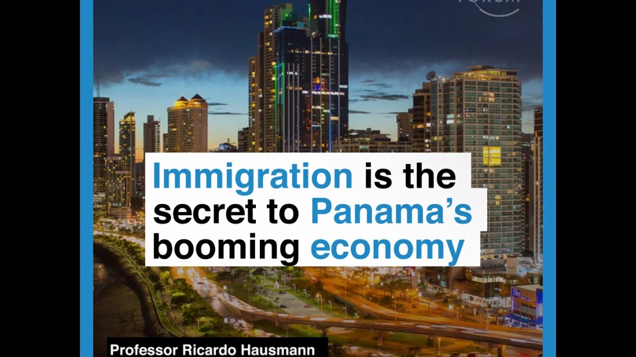Immigration is the secret to Panama's booming economy