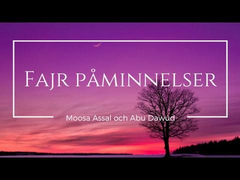 Att finna balans i sin dyrkan | Abu Dawud & Moosa Assal
