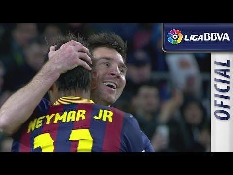 Resumen   Highlights FC Barcelona (3-0) Celta de Vigo - سلتيك برشلونة - HD