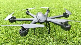 Drone Review - MJX X601H Hexacopter