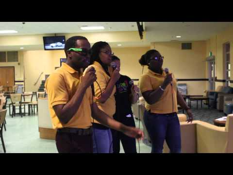 AASU Spring Fling Week: Karaoke Night — Kwame Phillips and company