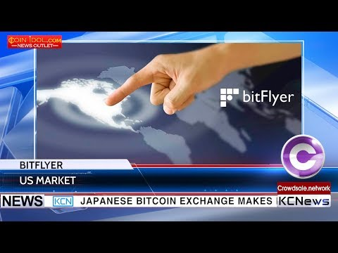 Japanese exchange BitFlyer enters US market