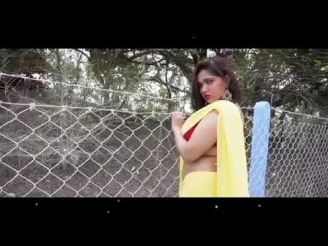Download Saree Photoshoot /SareeLover / Jiya /Yellow Saree /Rainy Photoshoot