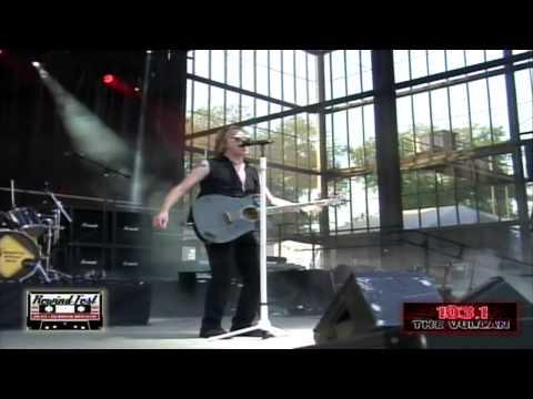 Slippery When Wet - The Ultimate Bon Jovi Tribute @ Rewind Fest Birmingham AL