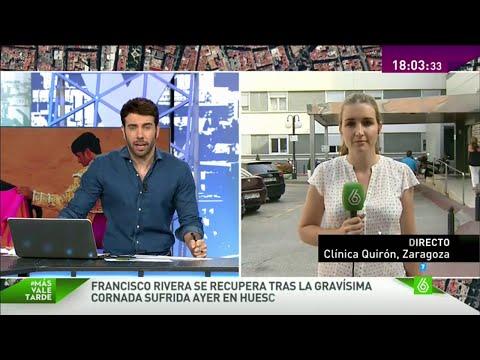 Pilar Carracelas a Más Vale Tarde de La Sexta (11/08/2015): Paquirri, cornejat de gravetat