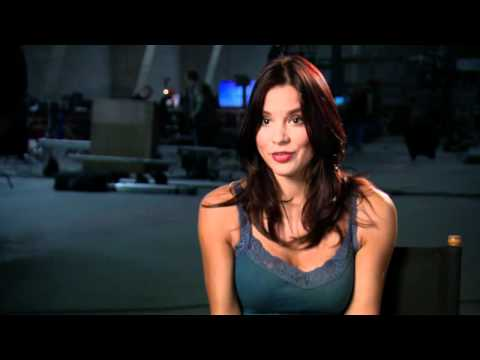 Resident Evil: Afterlife - Interview: Kacey Barnfield