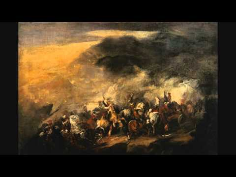 Bitwa pod Somosierrą (szarża) obrazy HD Piotr Michałowski Battle of Somosierra The Polish Charge