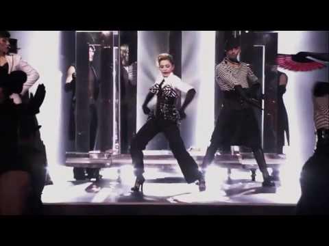 Madonna 'Vogue' Live at Paris Olympia 2012