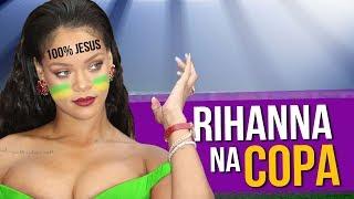 Rihanna Narra a Copa