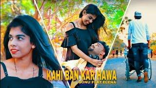 mohabbat ko teri yaara umar bhar nibhaunga | Kahi Ban Kar Hawa | Real love Story 2019