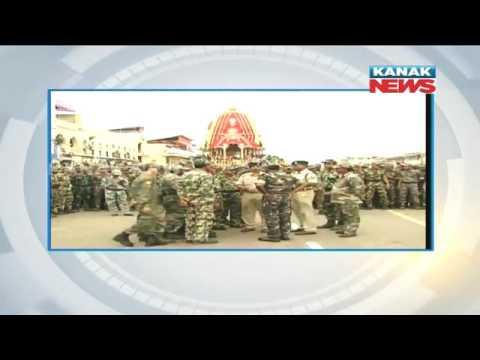 Manoranjan Mishra Live: Rathayatra In Puri