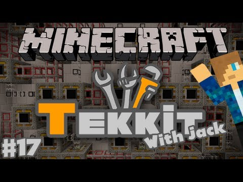 Tekkit with Jack: Energy Links! (EP17)