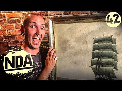 Fabian Kahl (Bares für Rares) bewertet unsere Antiquitäten, Fan-Zimmer umgestaltet, Bayuk | NDA #42