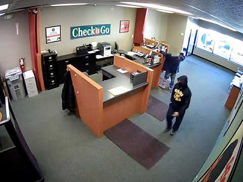 Check 'N Go Robbery