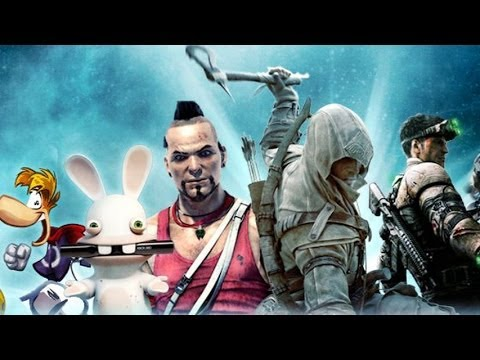 Top 10 Ubisoft Games