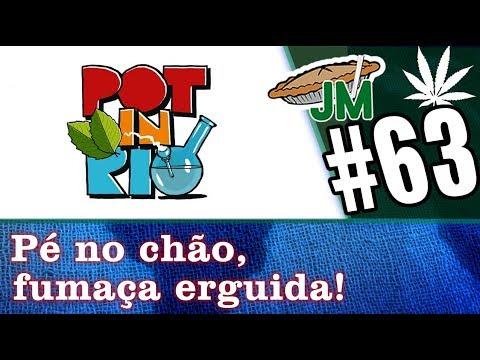 Drope Comando Selva e Pot in Rio 2017 [Jornal da Maconha #63]