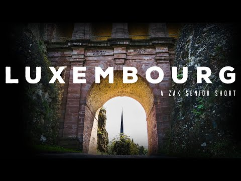 LUXEMBOURG - A Short Film by Zak Senior