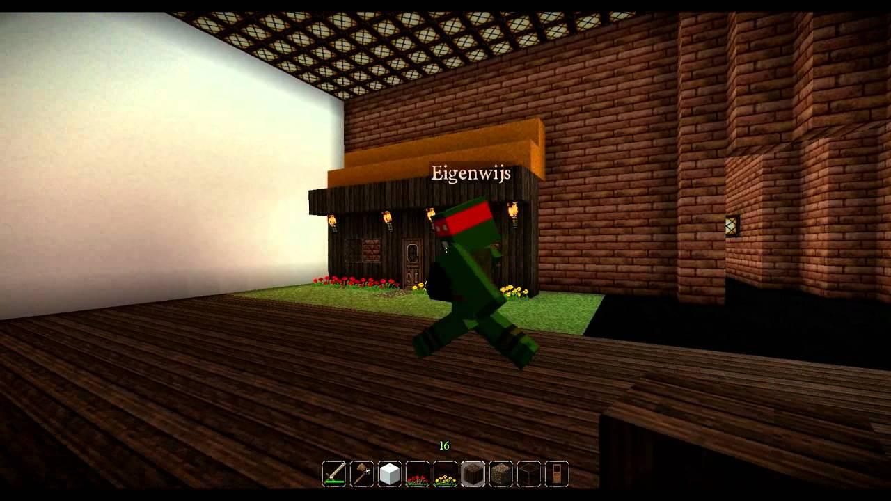 Minecraft: Creating an Adventure Map - Part 22 - Creamatorium ...