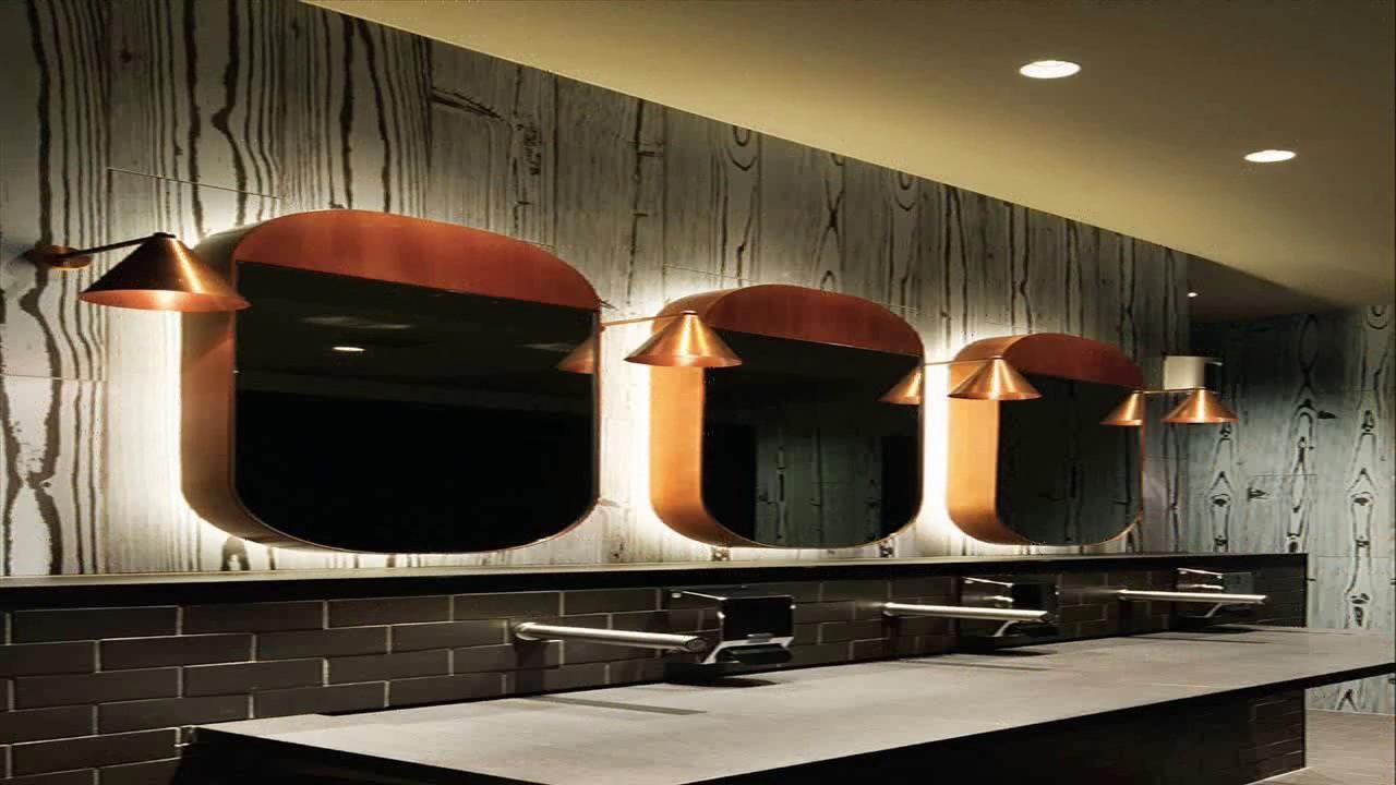 Small Restaurant Bathroom Designs