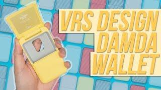 A Simple Wallet? - VRS Design Damda Wallet - Review
