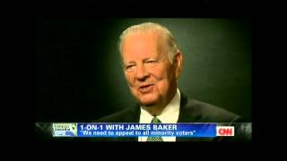 Fareed Zakaria: A CNN interview with James A. Baker, III