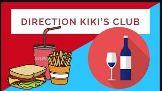 Jour 6 - Direction Kiki's