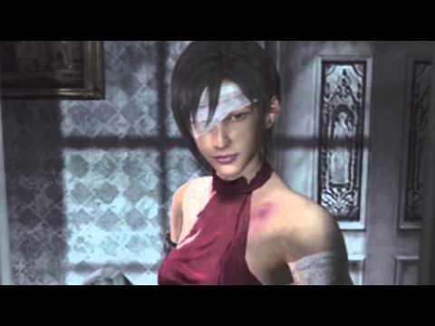 Resident Evil The Umbrella Chronicles Cutscenes [HD] [Ada Wong] Cutscenes