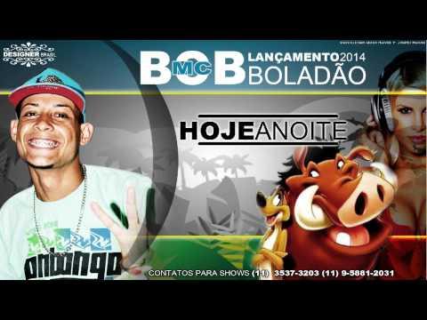 MC BOBY BOLADÃO  HOJE A NOITE  ELEERSON DJ