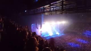 Volbeat - Let it burn @ Ziggodome Amsterdam 2016