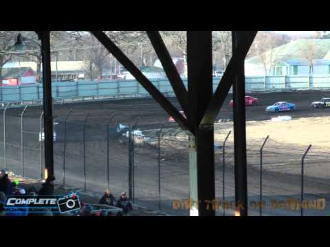 Algona Raceway Frost Buster Sport Compact Feature 04-05-14