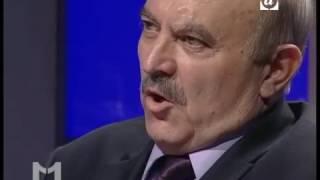 Душан Берић у емисији